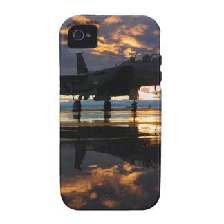 Jet Fighter Aircraft Pilot Wings Destiny iPhone 4/4S Case