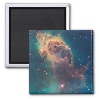 Jet in Carina Nebula Fridge Magnet