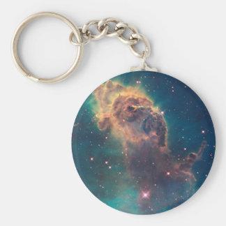 Jet in Carina Nebula Key Ring