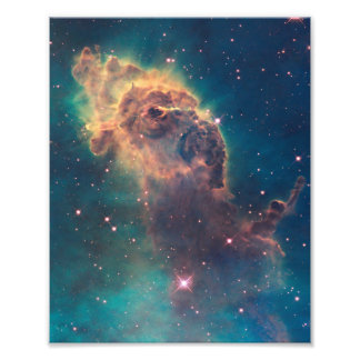 Jet in Carina Photo Print