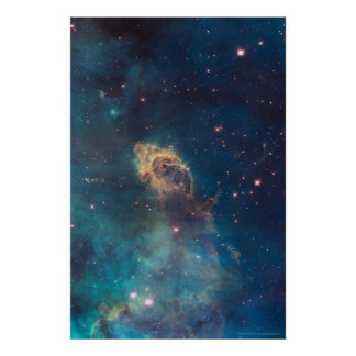 Jet in Carina WFC3 UVIS 20x30 (18x24) Poster
