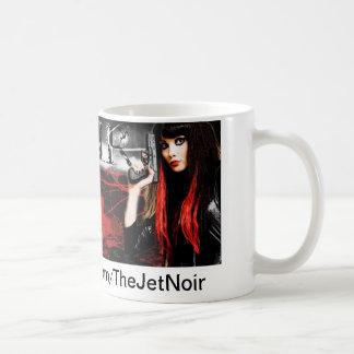 Jet Noir Mug