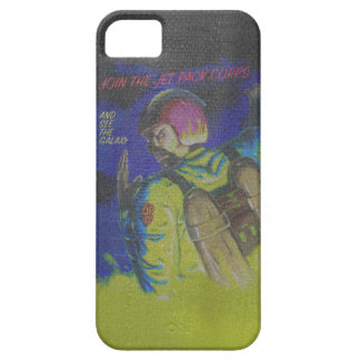 JET PACK CORPS matte finish by Jetpackcorps iPhone 5 Case