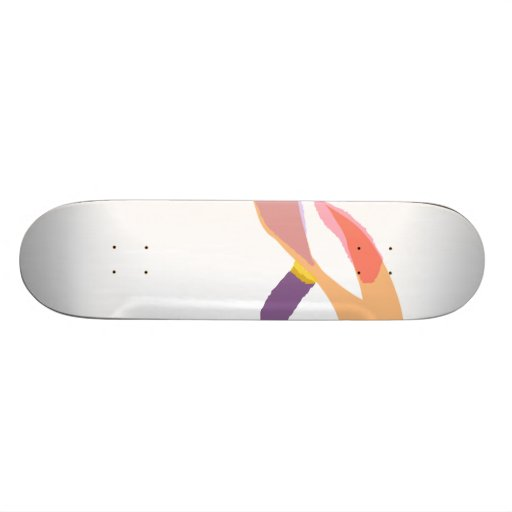 Jet Skate Board Deck
