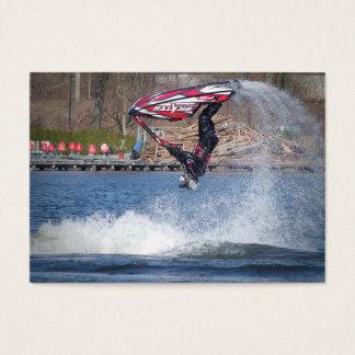 Jet Ski - Business Card