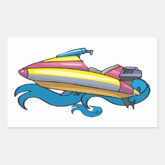 Jet Ski Stickers