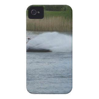 Jet Skier on Lake iPhone 4 Case-Mate Case