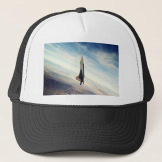 Jet Vertical Climb Trucker Hat