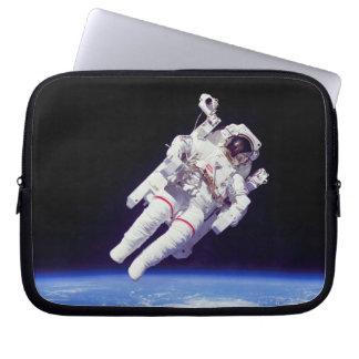 Jetpack Spacewalk Computer Sleeves