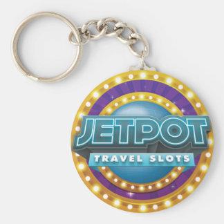 JetPot Slots Keychain