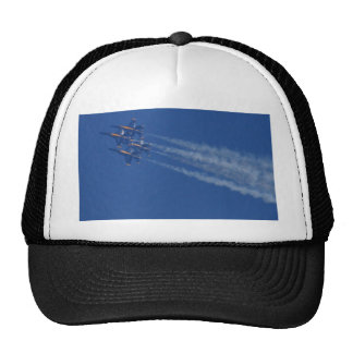 Jets Planes Blue Angels Mesh Hats