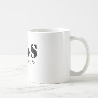 Jets Simple Design Coffee Mug