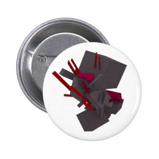 Jetsam 118 6 cm round badge