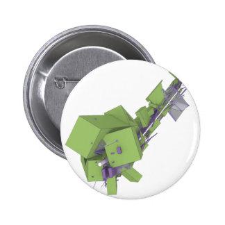 Jetsam 208 6 cm round badge