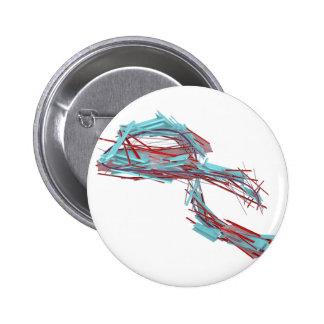 Jetsam 259 6 cm round badge