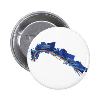Jetsam 38 2 inch round button