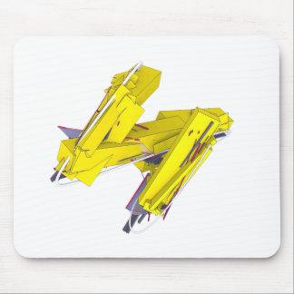 Jetsam 88 mouse pad
