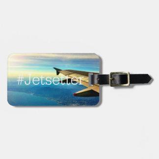 Jetsetter Costa Del Sol Luggage Tag