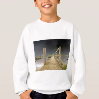 Jetty at Walberswick Sweatshirt