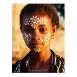 Jeune femme Nosibéenne Carte Postale