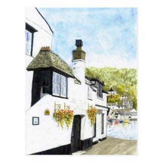 'Jew Bank Cottage' Postcard