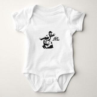 Jew Jitsu Baby Bodysuit