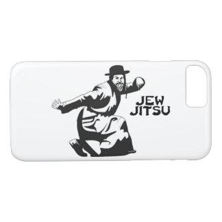 Jew Jitsu iPhone Case | Jewish Bar Mitzvah Gifts