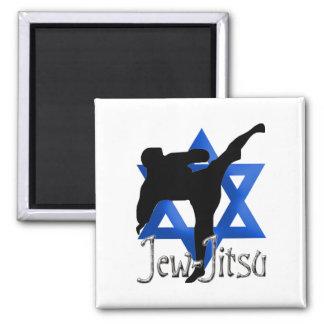 Jew Jitsu Magnet
