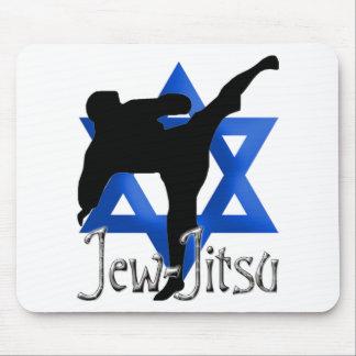 Jew Jitsu Mouse Mat