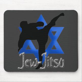 Jew Jitsu Mousemats