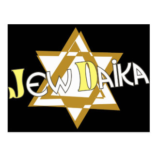 JewDaika Postcard