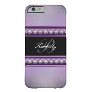 Jewel Bling Style Barely There iPhone 6 Case