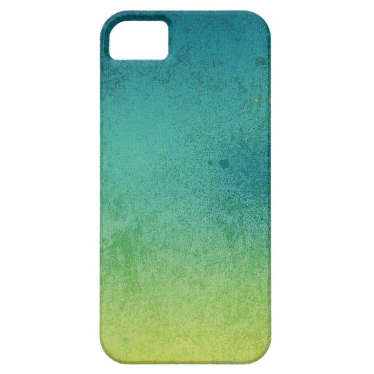 Jewel Blue Ombre iPhone Case
