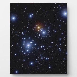 Jewel Box or Kappa Crucis Cluster Plaque
