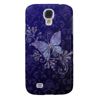 Jewel Butterfly Galaxy S4 Case