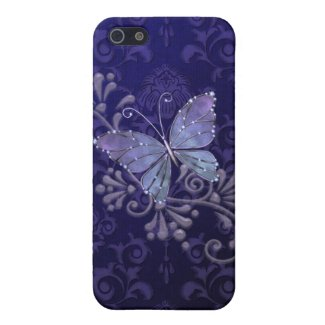 Jewel Butterfly iPhone Case