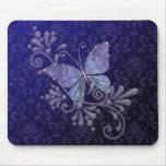 Jewel Butterfly Mousepad