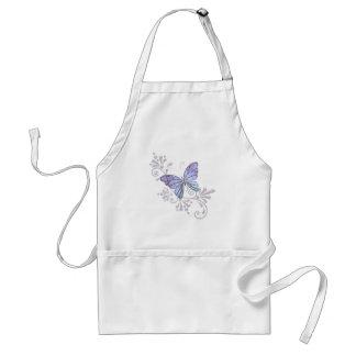 Jewel Butterfly Standard Apron