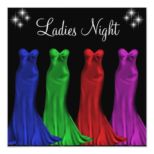Jewel Formal Gowns Ladies Night Black Card
