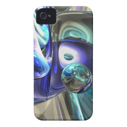 Jewel of the Nile Abstract Blackberry Bold Case
