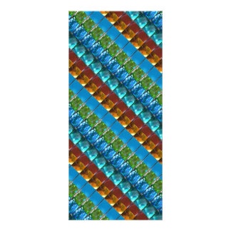 Jewel Pearls Crystal Stones WEDDING Collection FUN Rack Card Template