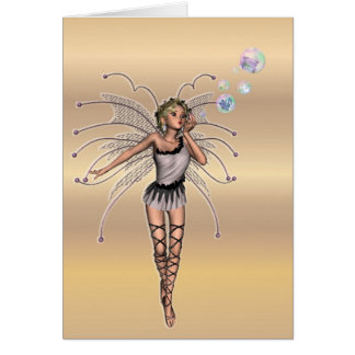 Jewel Pixie Legend Greeting Card
