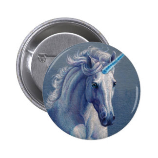Jewel the Unicorn 6 Cm Round Badge