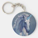 Jewel the Unicorn Key Chains