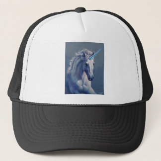 Jewel the Unicorn Trucker Hat