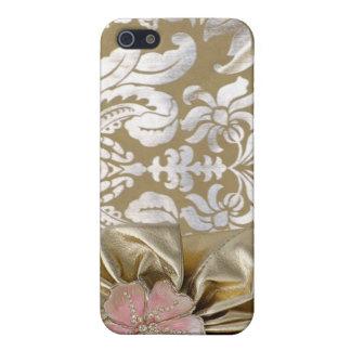 Jeweled and Rhinestone I Phone Case iPhone 5/5S Case