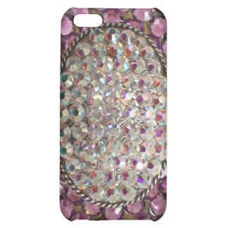 Jeweled and Rhinestone I Phone Case iPhone 5C Case