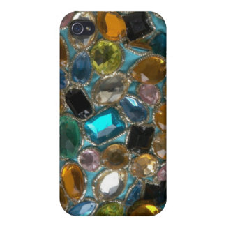 Jeweled I Phone Case iPhone 4 Cover
