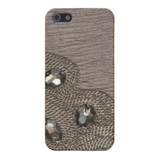 Jeweled I Phone Case iPhone 5/5S Cases
