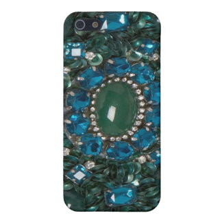 Jeweled I Phone Case iPhone 5 Covers